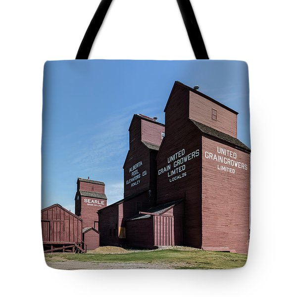 Prairie Sentinels I Tote Bag