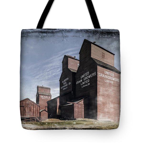 Prairie Sentinels II Tote Bag