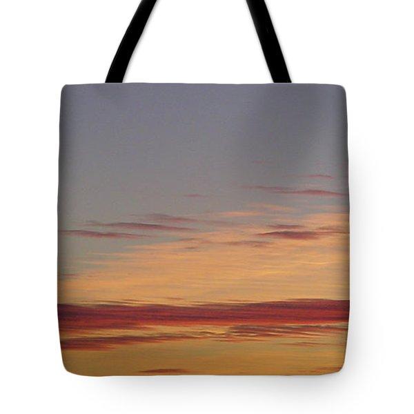 Prairie Sunset 2 Tote Bag