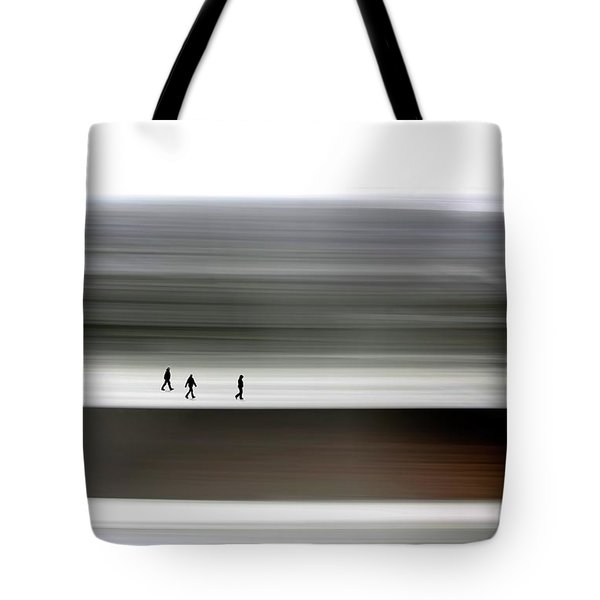 Prairie Walkers Tote Bag