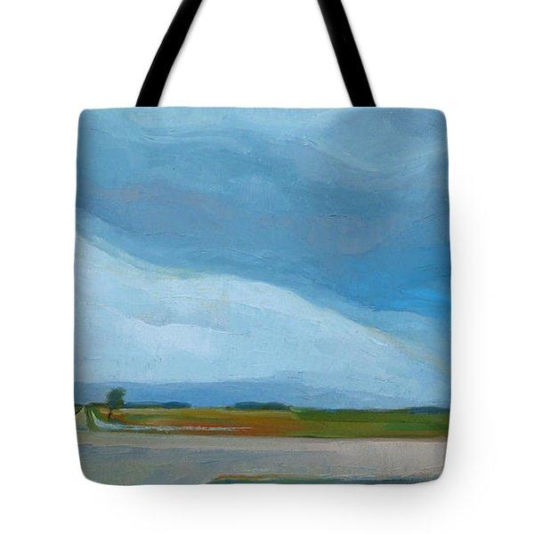 Prairie Weather Tote Bag