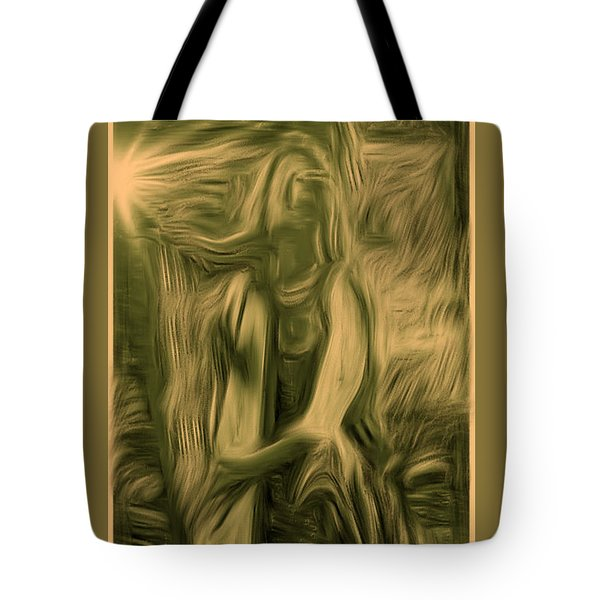 Tote Bag featuring the photograph Praise Him With The Harp I by Anastasia Savage Ealy