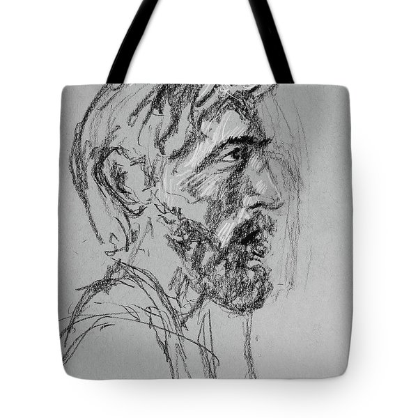 Praise   Ten Minutes To Draw Tote Bag