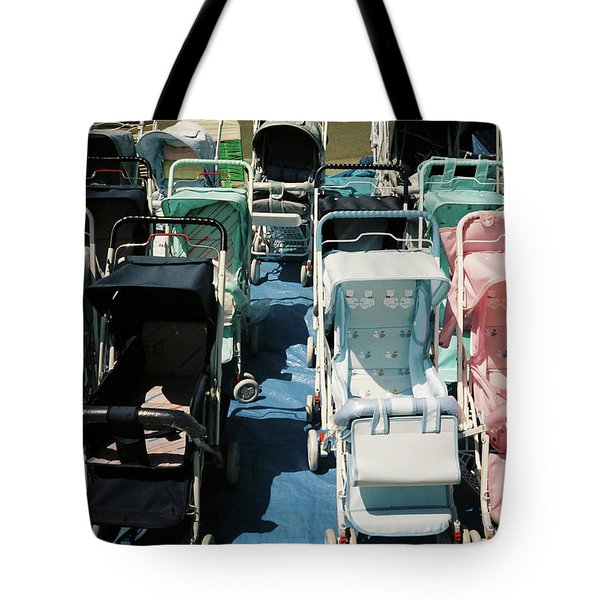 Pram Lot Tote Bag