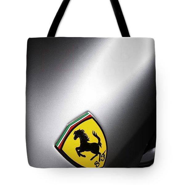 Prancing Horse Tote Bag