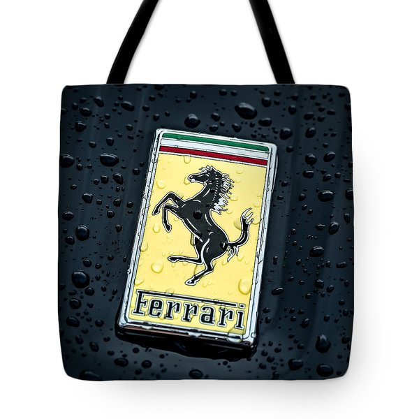 Tote Bag featuring the digital art Prancing Stallion by Douglas Pittman