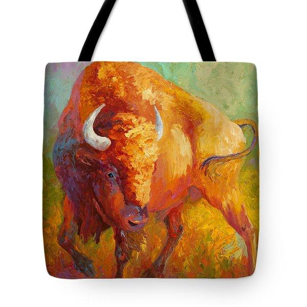 Prarie Gold Tote Bag
