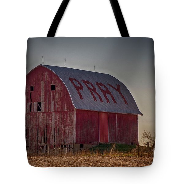 Tote Bag featuring the photograph Pray by JRP Photography