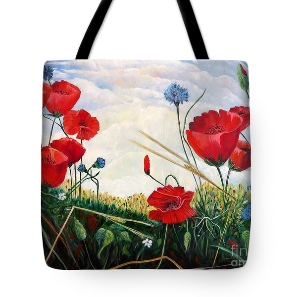 Prayer And Praise Tote Bag