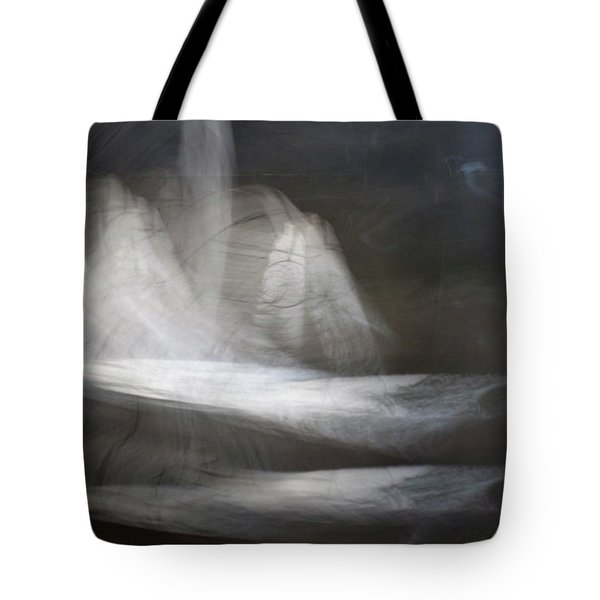 Prayer Bowlleft Tote Bag