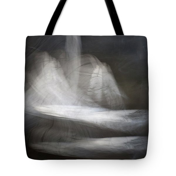 Prayer Bowlleft Tote Bag