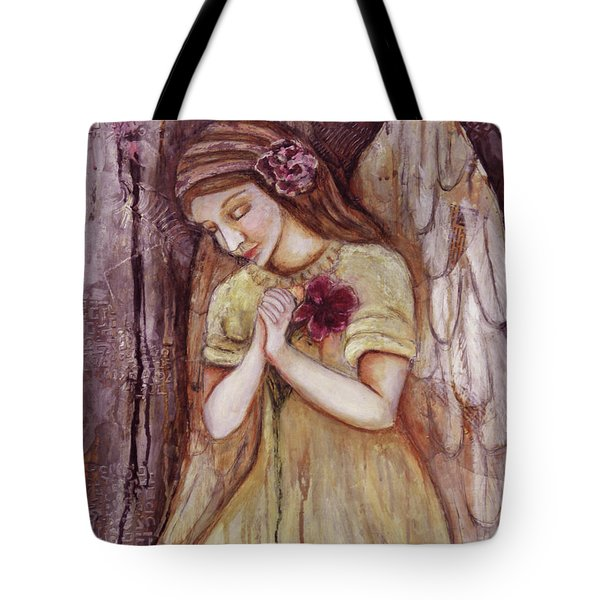 Prayer For All Tote Bag by Terry Honstead