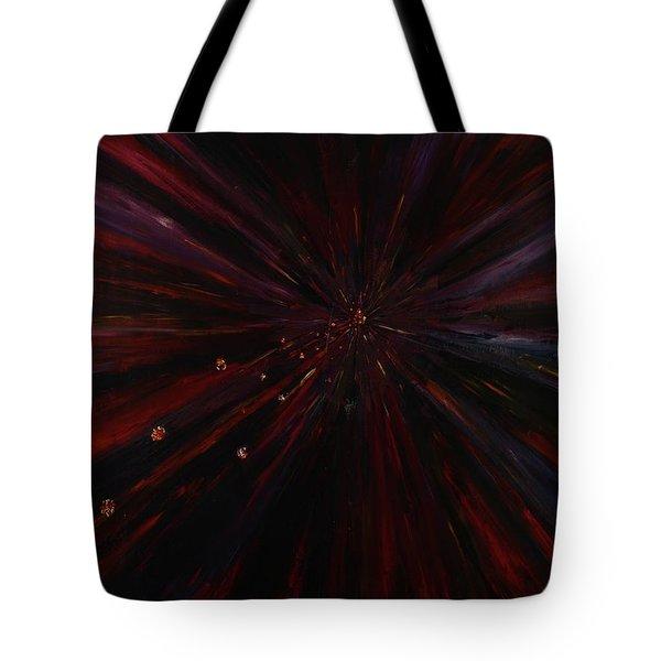Prayer Of Anger Tote Bag
