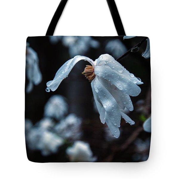 Prayers Of Flowers Tote Bag
