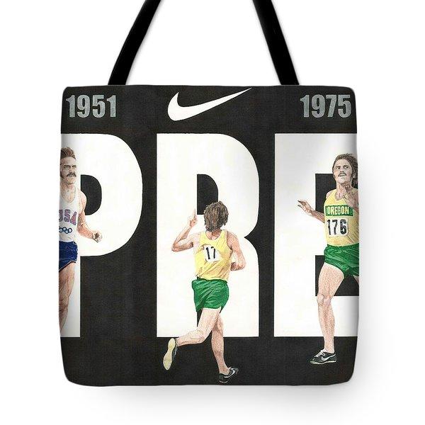 PRE Tote Bag