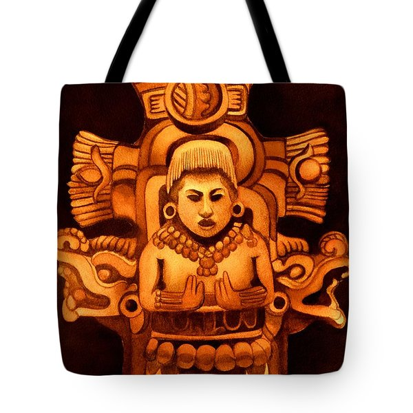 Pre Columbian Series Tote Bag
