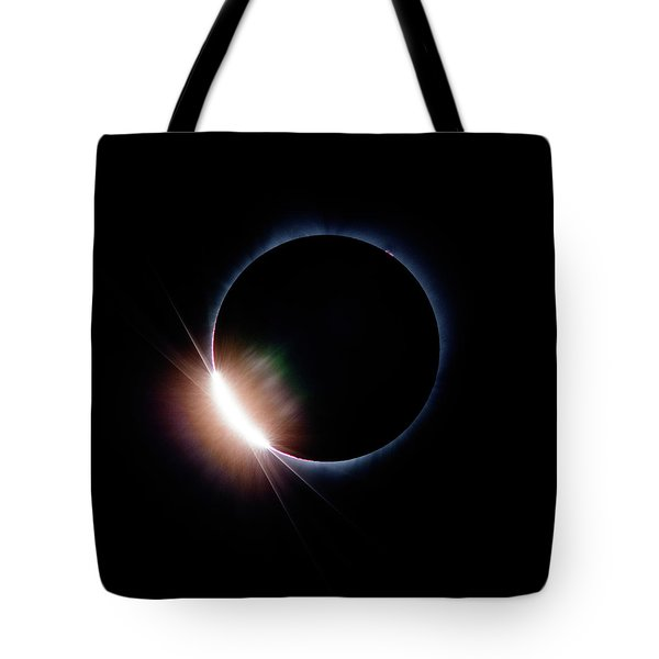Pre Daimond Ring Tote Bag