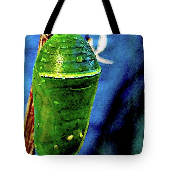 Pre-emergent Butterfly Spirit Tote Bag