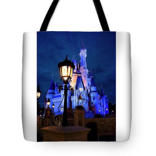 Tote Bag featuring the photograph Pre Hw by Greg Fortier