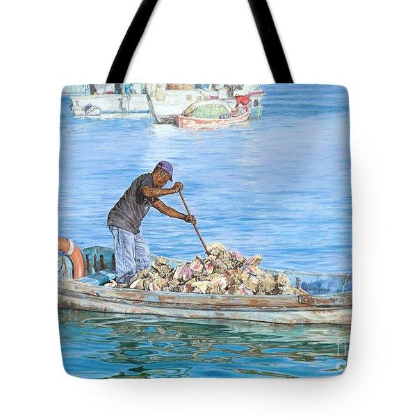 Precious Cargo Tote Bag