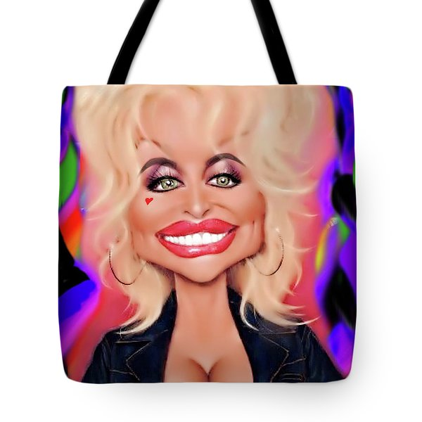 Precious Dolly Tote Bag