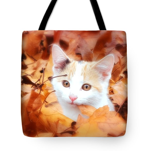 Precious Fall Tote Bag