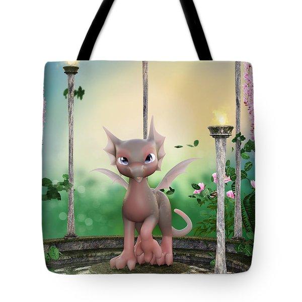 Precious In Pink Tote Bag
