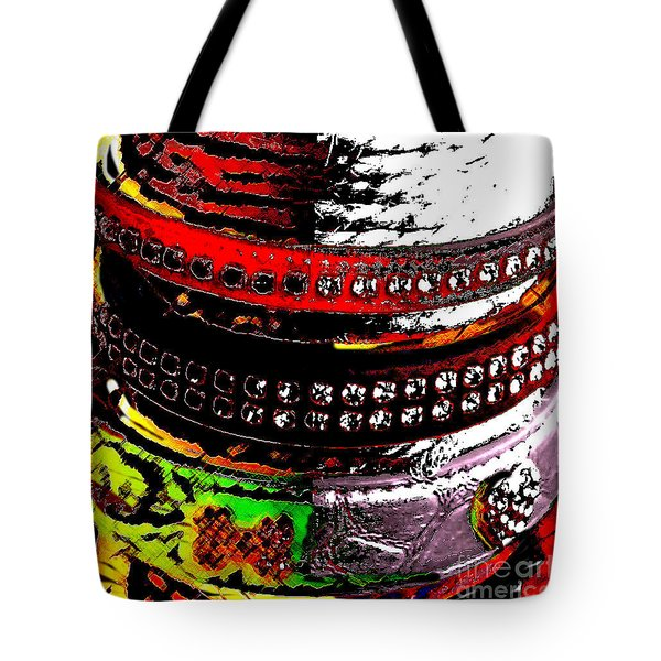Precious Jewels For The Best Friend Of Man Tote Bag