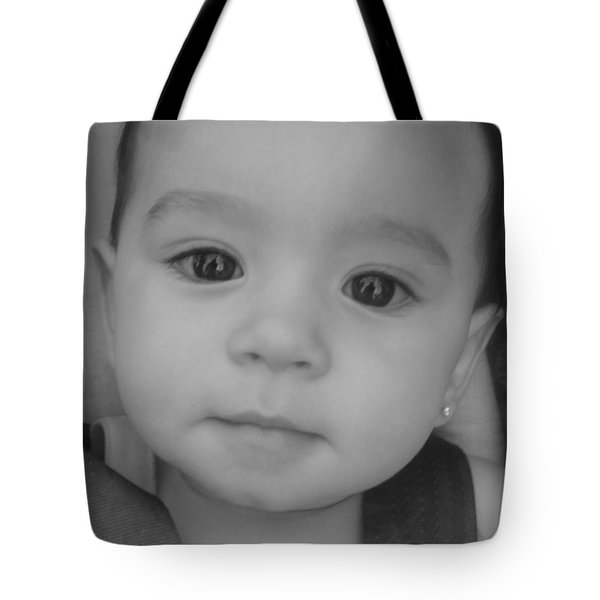Precious Moment Tote Bag by WaLdEmAr BoRrErO