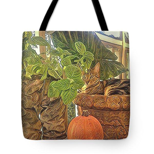 Precious Pumpkin Tote Bag