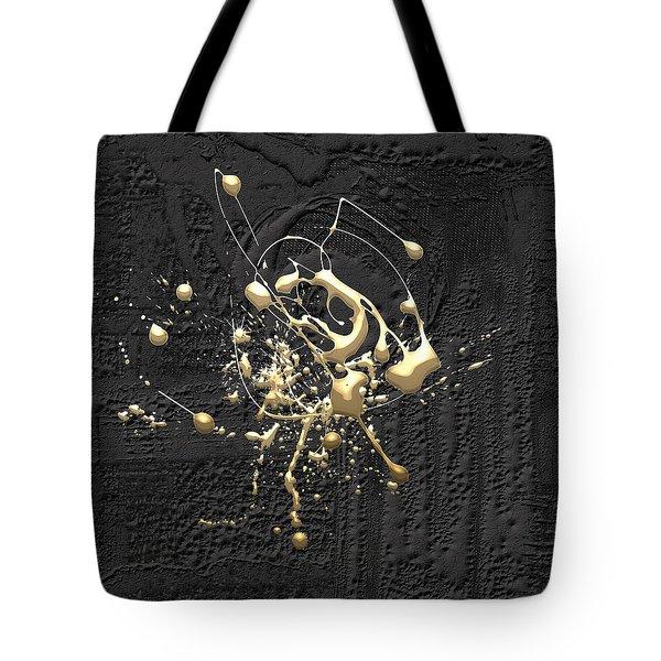 Precious Splashes - Set Of 4 Tote Bag