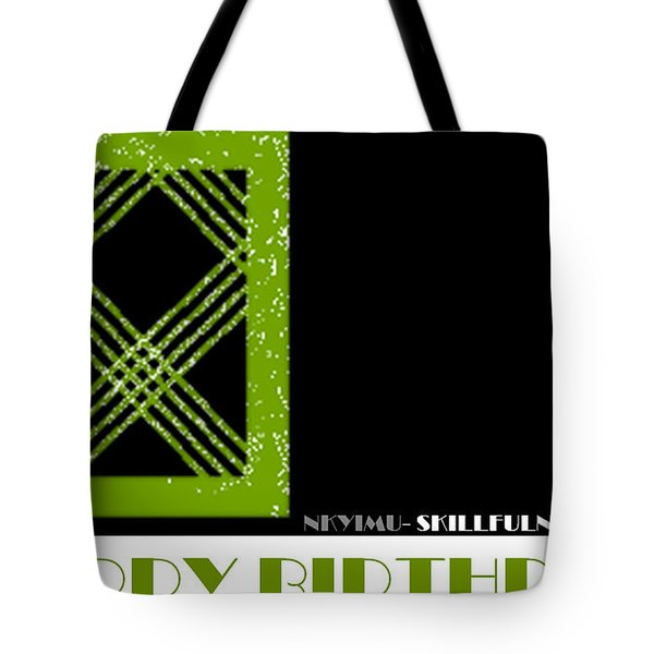 Precision Tote Bag