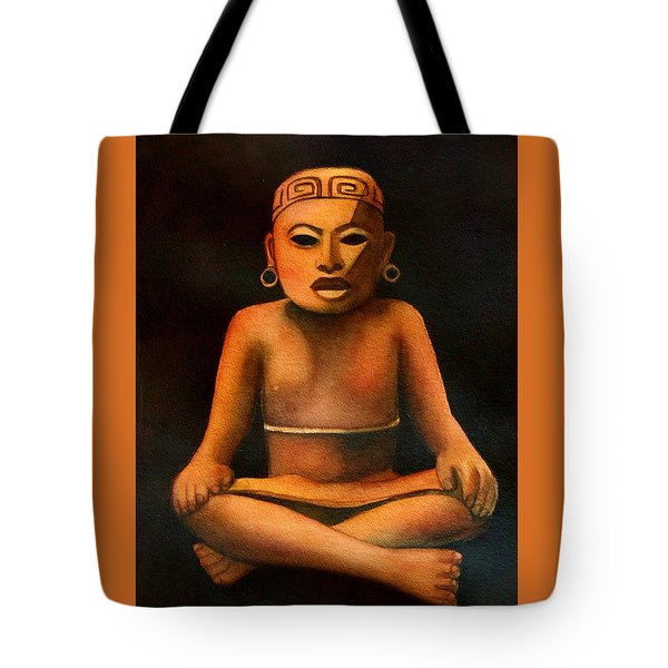 Precolumbian Series #1 Tote Bag