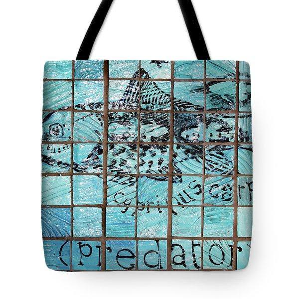 Predatile Tote Bag