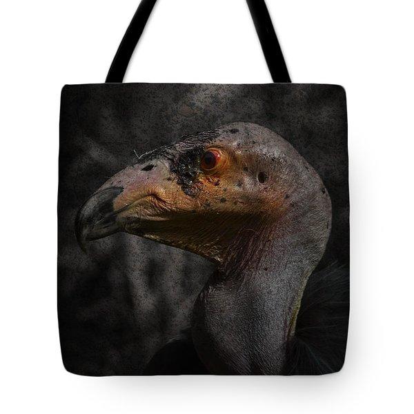 Prehistoric Tote Bag by David Gn