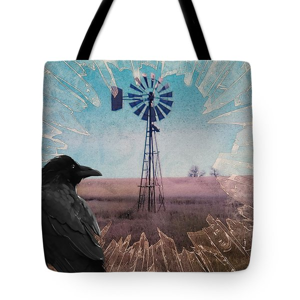 Prelude To A Summer Storm Tote Bag