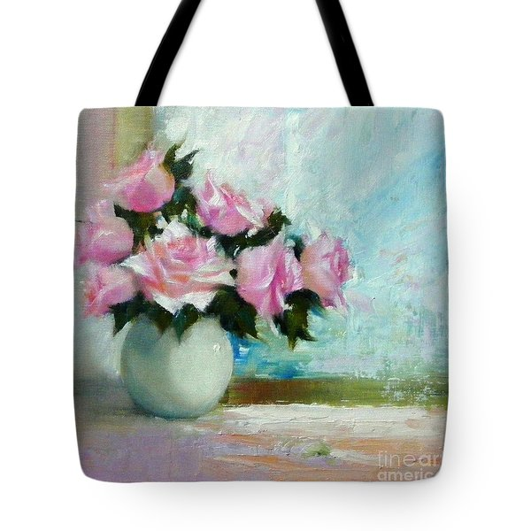 Prelude To October Tote Bag