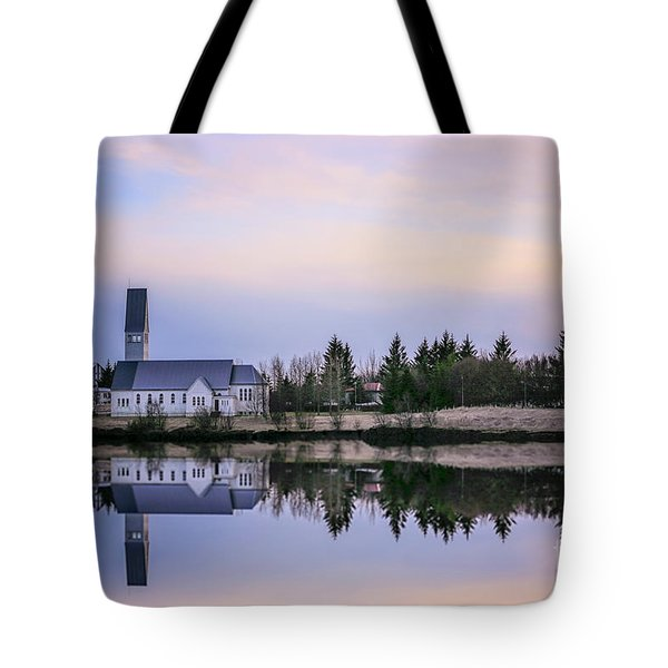 Prelude To Silence Tote Bag