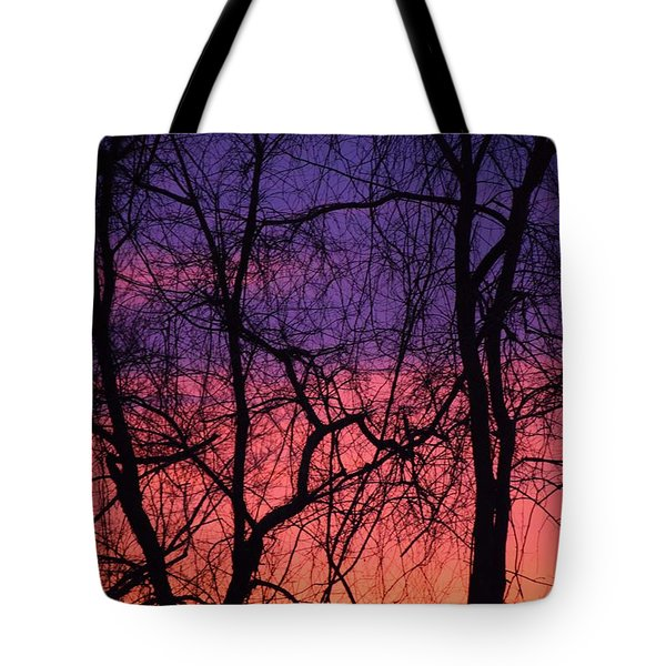 Prelude To The Cold Tote Bag