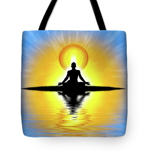 Tote Bag featuring the photograph  Prema-swarupa by Tim Gainey