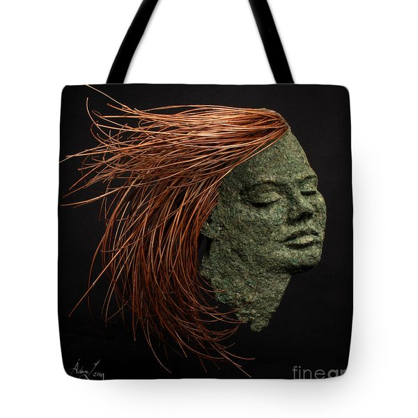 Prepared For Peace Tote Bag by Adam Long