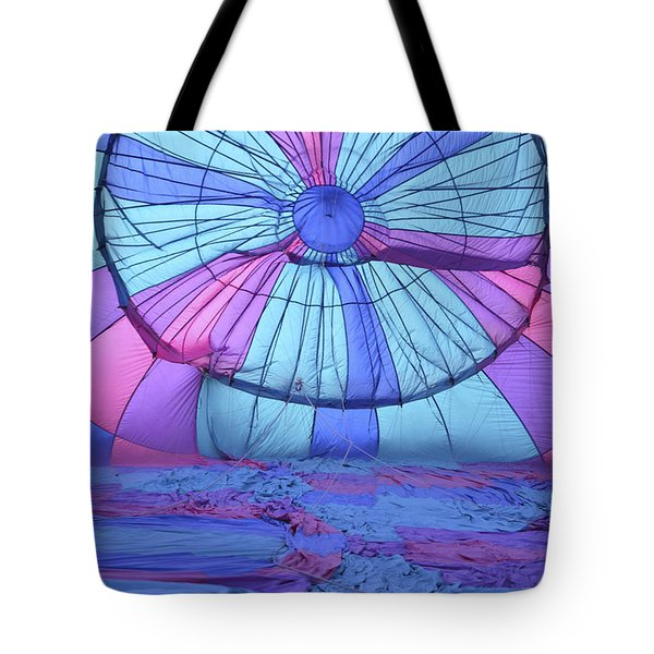 Preparing For Lift Off Tote Bag