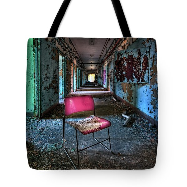 Presence Tote Bag