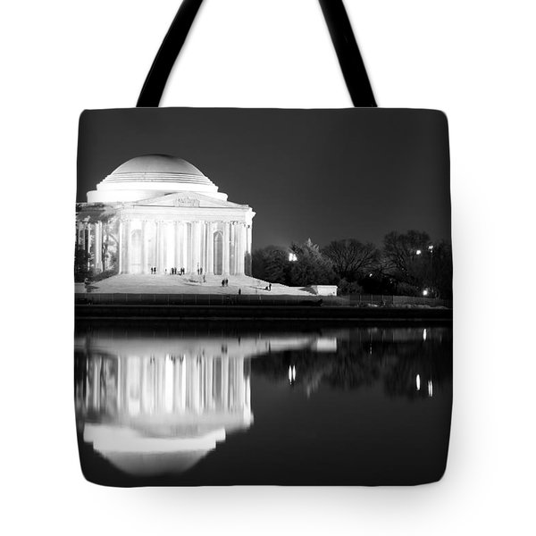 Presence Of A Rival Tote Bag by Mitch Cat