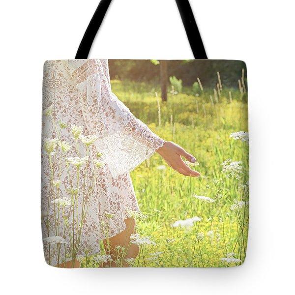 Present Moment.. Tote Bag