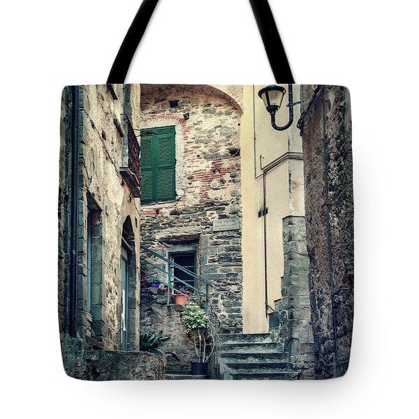 Present Past Tote Bag