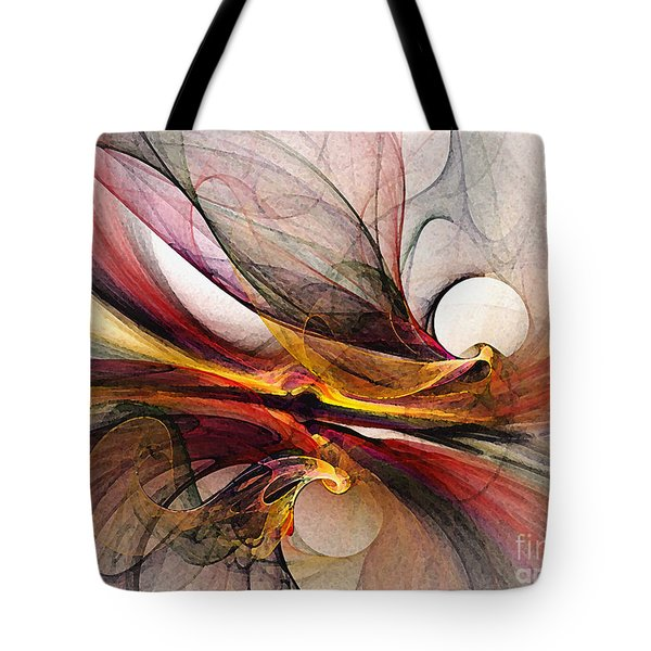 Presentiments Tote Bag