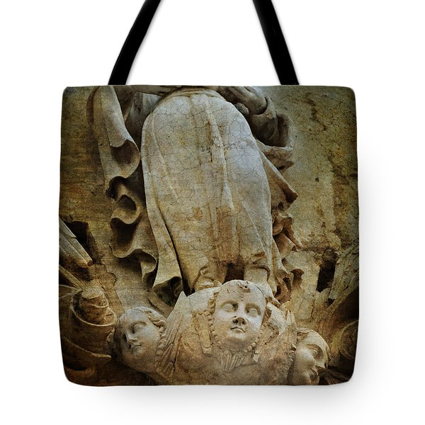 Presenting The Child Tote Bag