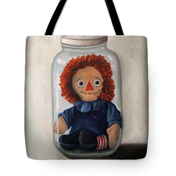 Preserving Childhood 2 Tote Bag