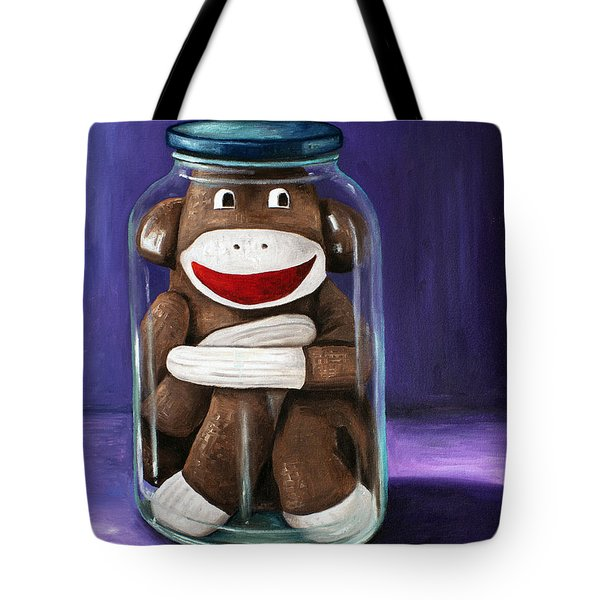 Preserving Childhood 3 Tote Bag by Leah Saulnier The Painting Maniac